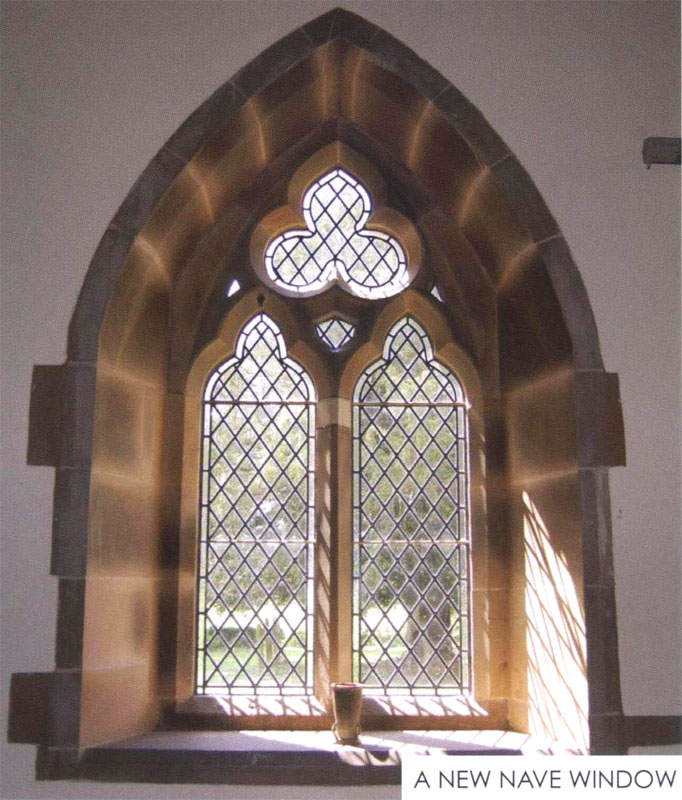 A New Nave Window
